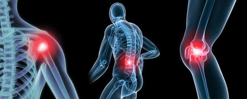 Травмы суставов и костей