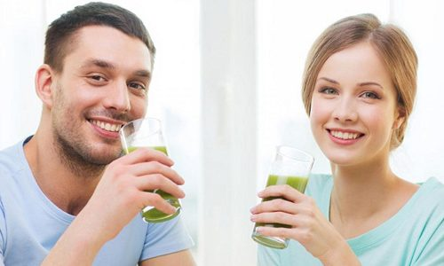 Польза овощных смузи