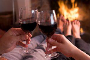 Вино на ужин
