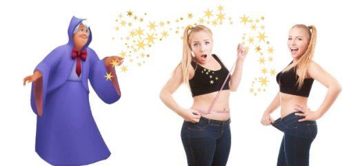 Значительное похудение на диете крестной