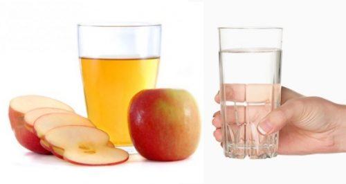 Разведение сока водой