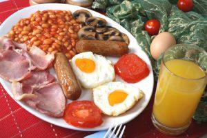 Холестериновая пища