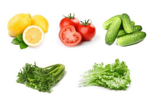 Полезные для щитовидки продукты