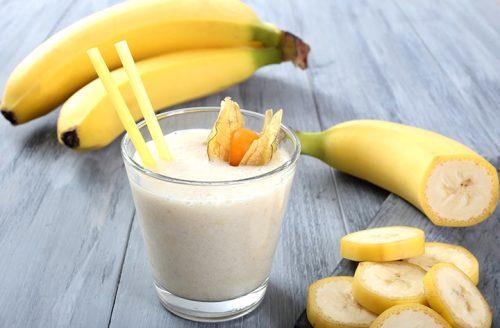 Банановый смузи для снижения веса