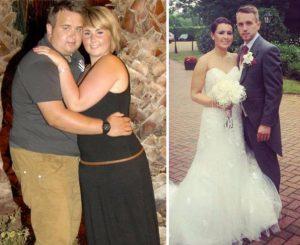 Похудение жениха и невесты