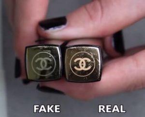 Отличие подделки Chanel