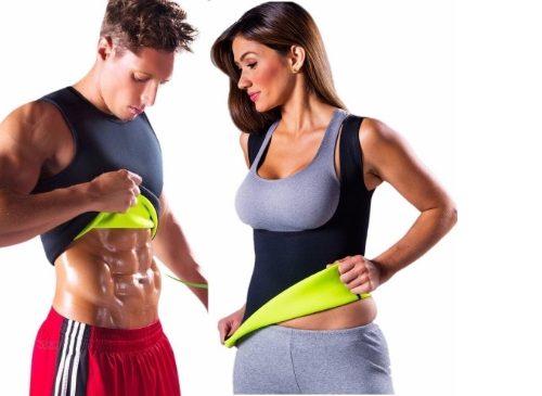 Выбор майки для похудения