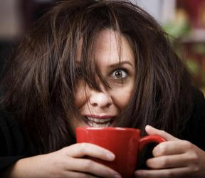 Возбуждение от кофе
