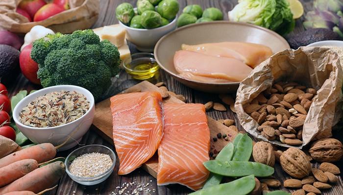 Разрешенные продукты при легкой диете