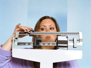 Удержание веса