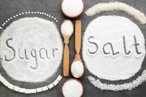 Соль и сахар