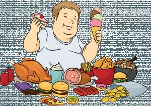 Проблема переедания