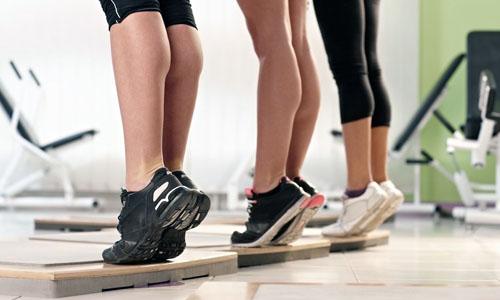 Тренировки для икр ног