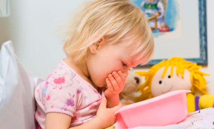 слабость и рвота у ребенка