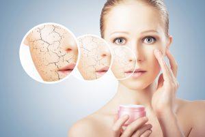 Лечение сухой кожи