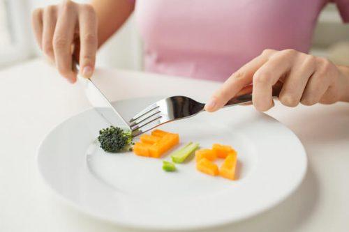 Низкокалорийная диета для быстрого похудения