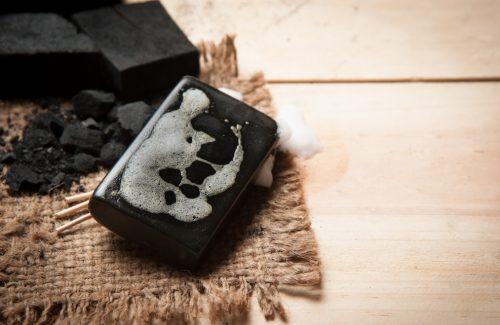Мыло из пепла вулкана