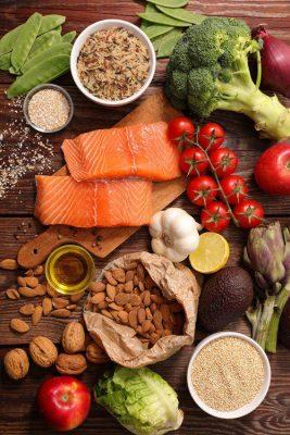Полезные продукты при диете