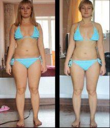 Похудение во время диеты на абрикосах