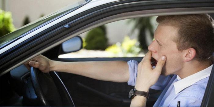 сонливость при вождении
