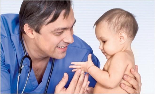 У ребенка покраснел и опух половой член