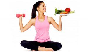 Сочетание диеты и спорта