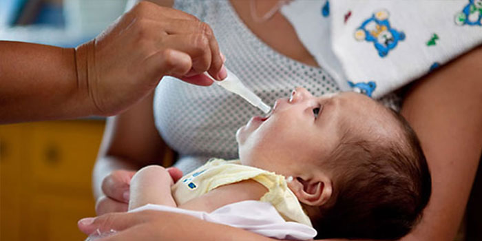 Инфекция у малыша