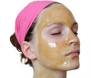 Масляная маска