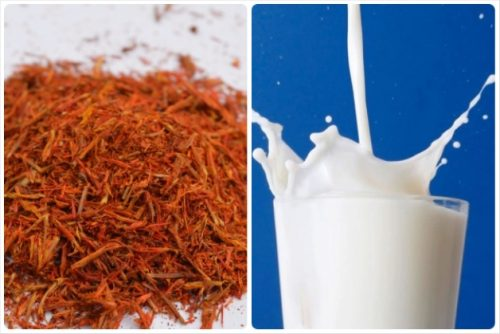 Компоненты шафранового молока
