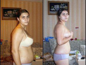 Похудение на 5 кг