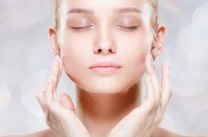 Улучшение структуры кожи лица