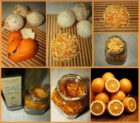 Самодельное апельсиновое масло