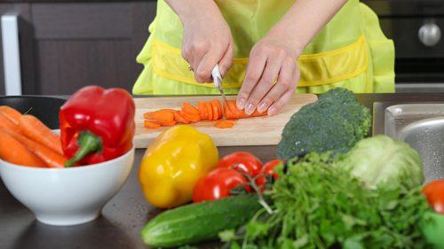 Овощная диета для разгрузочных дней