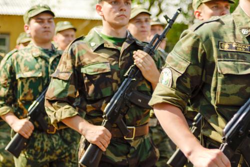 Армия и язвенная болезнь желудка