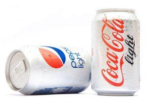 Pepsi и Сola light