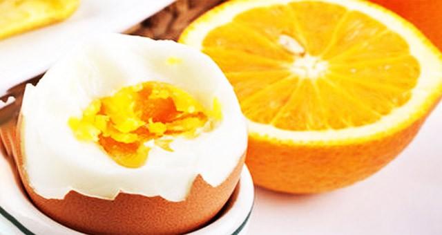 Апельсины и яйца