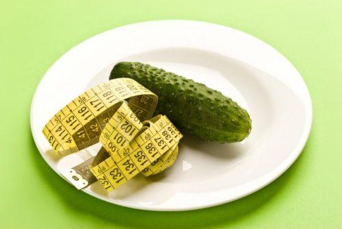 Огуречный разгрузочный день для похудения