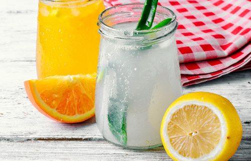 Сочетание сока алоэ и лимона