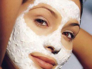 Творожная маска