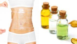 Обертывания с маслами для похудения