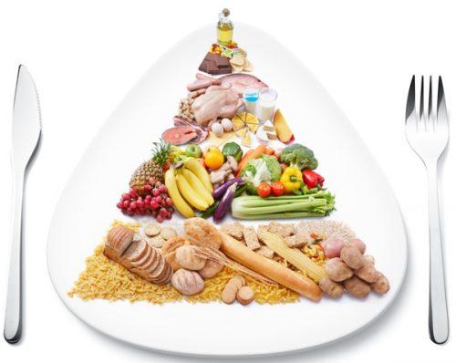 сбалансированное питание для красивой фигуры