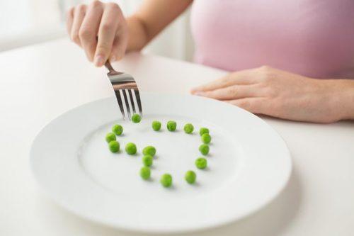 Употребление гороха при похудении