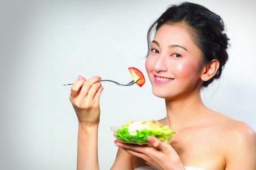 Диета китаянок для похудения