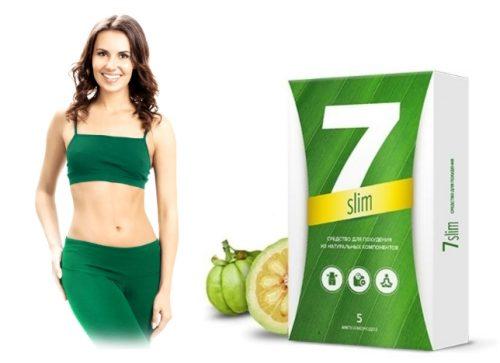 Препарат 7 Слим для быстрого похудения