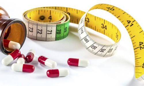 Прием жиросжигающих таблеток