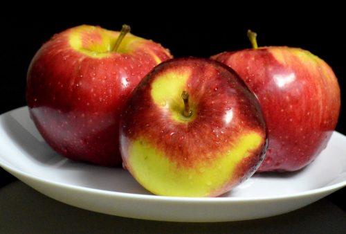 Яблоки для маски