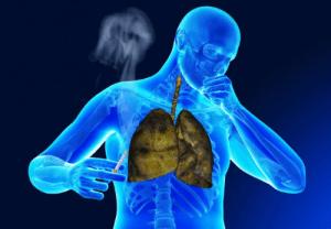 Одышка от сигарет