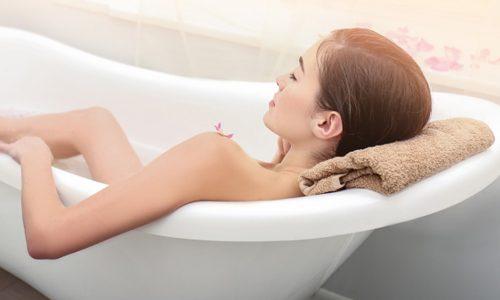 Польза ванн для похудения