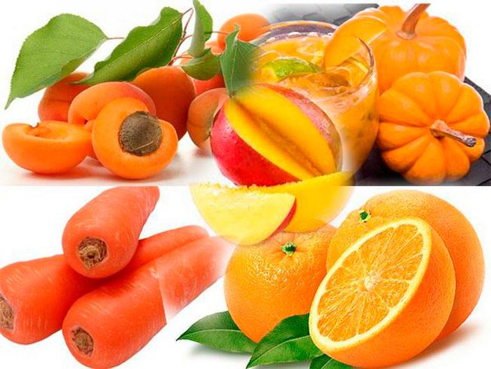 Тыква, Апельсины, Мандарины