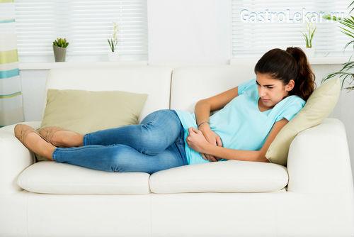 Дискомфорт в желудке при диффузном гастрите